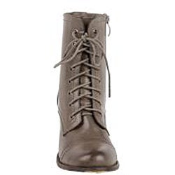 Modesta by Beston Women's 'Tobe-04' Combat Ankle Boots