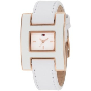 Tommy Hilfiger Women's Two-tone Stainless Steel Watch