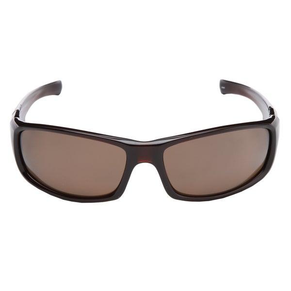 Peppers Vendetta Men's Brown Polarized Sunglasses