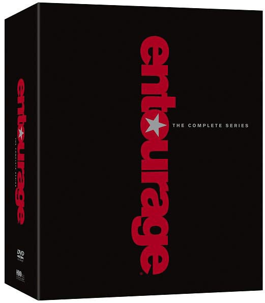 Entourage: The Complete Series (DVD)