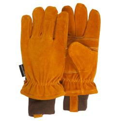 QuietWear Split Leather Thinsulate Glove