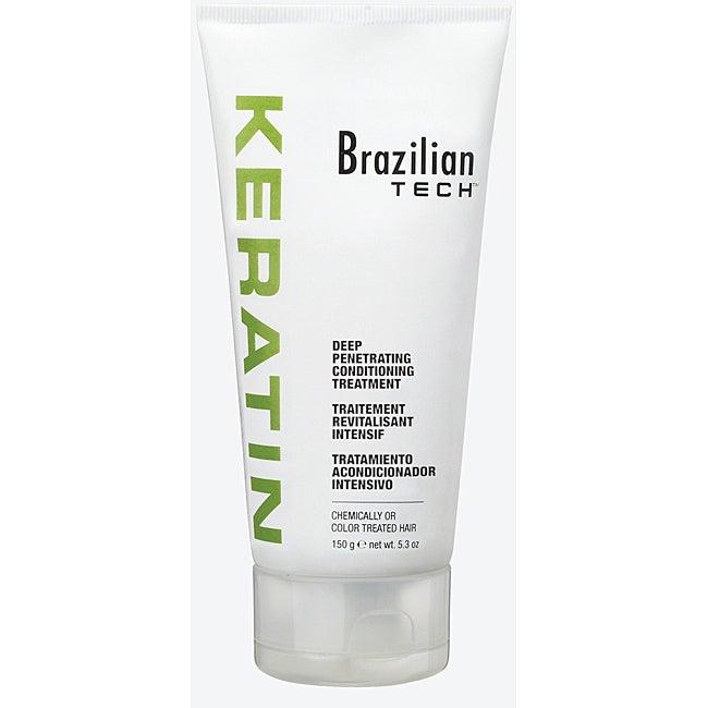 One 'n Only Brazilian Tech 5.3-ounce Keratin Deep Conditioning Treatment