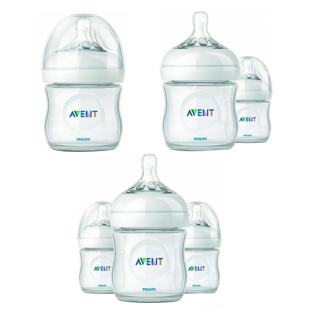 Philips AVENT 4-ounce Natural Feeding Bottle