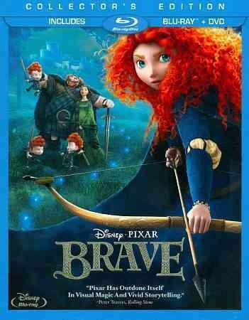 Brave (Blu-ray/DVD)