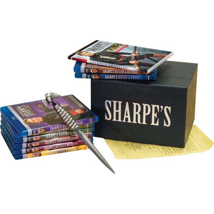 Sharpe's Classic Collection (Blu-ray Disc)
