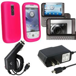 BasAcc 4-piece Combo Kit for HTC Magic/ T-Mobile G1