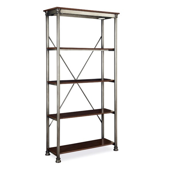'The Orleans' 5-tier Multi-function Vintage Shelves