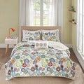 Mi Zone Asha 4-piece Paisley Quilt Set
