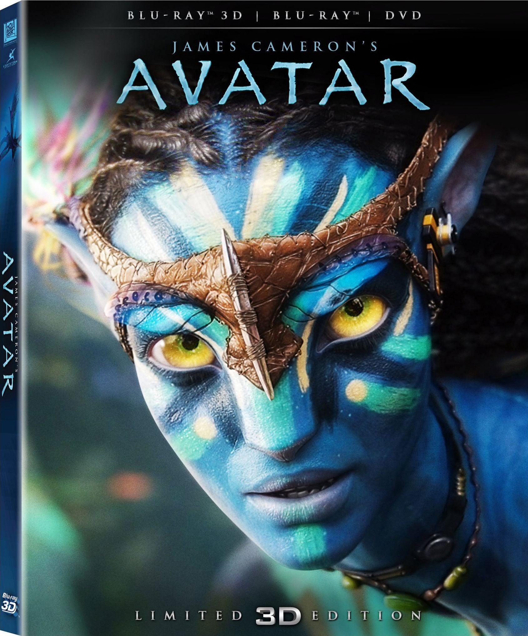 Avatar Limited 3D Edition (Blu-ray/DVD)