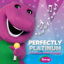 BARNEY - PERFECTLY PLATINUM 30 DINO-MITE SONGS