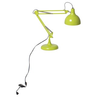 Euro Style Lime-green Lalla Desk Lamp