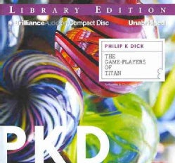 The Game-Players of Titan: Library Edition (CD-Audio)