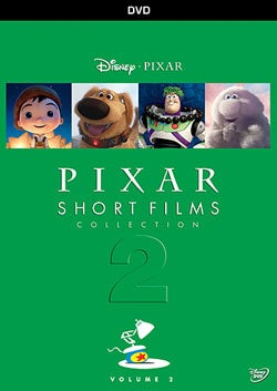 Pixar Short Films Collection: Volume 2 (DVD)