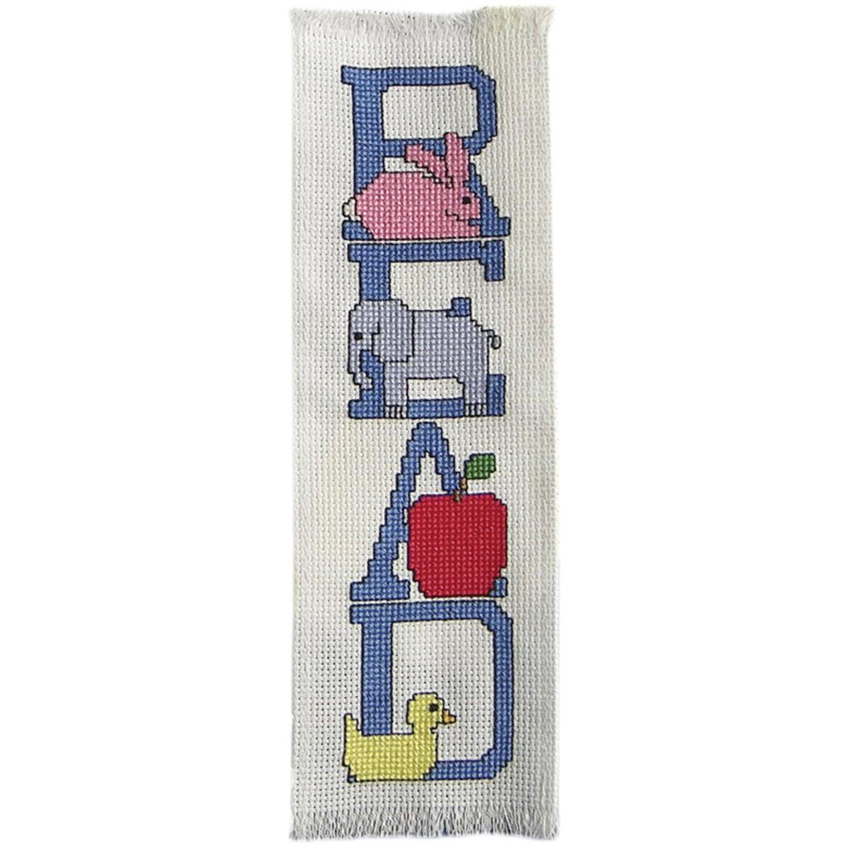 White Bookmark (2.5 x 8)