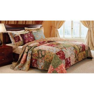 Antique Chic Deluxe 5-piece Bedspread Set