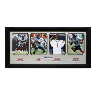 Houston Texans 4-photo Sports Frame