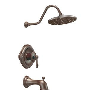 Moen Oil Rubbed Bronze Posi-Temp(R) Tub/ Shower