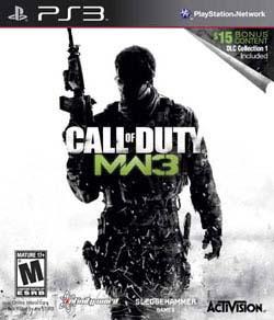 PS3 - Call Of Duty Mw3 W/Dlc