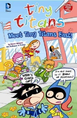 Meet Tiny Titans East! (Hardcover)