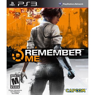 PlayStation 3 Remember Me