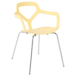 Euro Style Nadia Stack Chair (Set of 4)