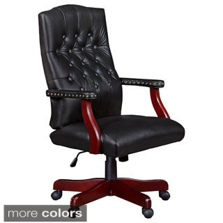 Ivy League Swivel Office Chair