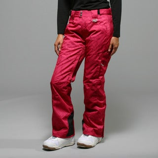 Marker Women's 'Inspiration' Pink Insulated Ski Pants
