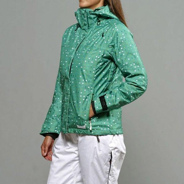 Marker Women's Crown Point Jacket in Green