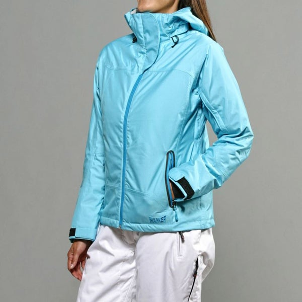 Marker Women's Cresta Jacket in Liquid Blue