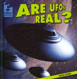 Are UFOs Real? (Hardcover)