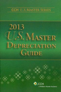 U.S. Master Depreciation Guide 2013 (Paperback)