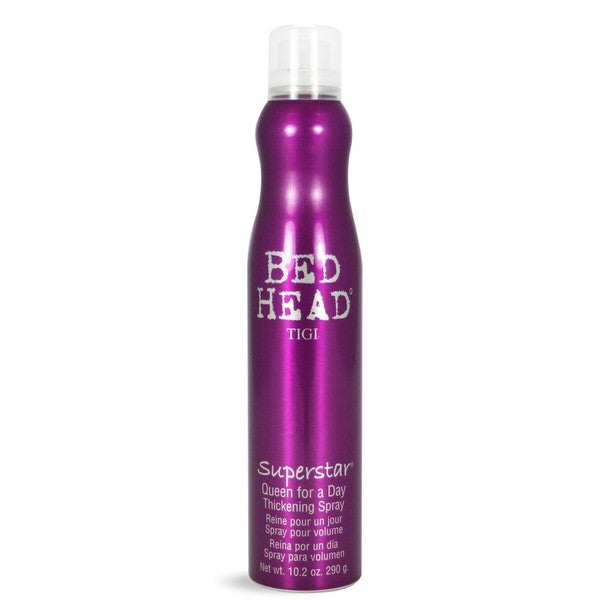 TIGI Bed Head Superstar Queen For A Day 10.2-ounce Thickening Hair Spray