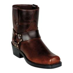Men's Durango Boot DB714 7 Brown Frontier Pull Up Leather