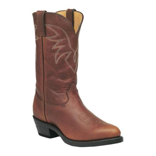 Men's Durango Boot TR762 11 Peanut Oil Tan Leather