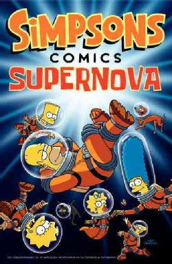 Simpsons Comics Supernova (Paperback)