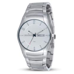 Skagen Men's Stainless Steel Bracelet Watch