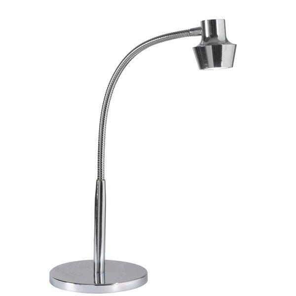 Jett Chrome Desk Lamp