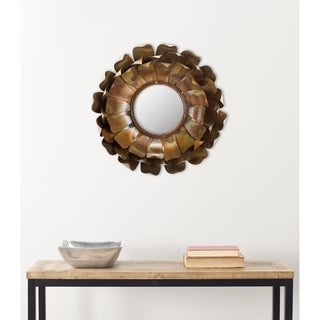 Safavieh Handmade Arts and Crafts Blossoms Petal Wall Mirror