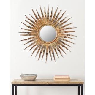 Safavieh Handmade Arts and Crafts Solar Sun Burst Wall Mirror