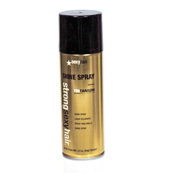 Strong Sexy Hair Tritanium Complex 3.3-ounce Shine Spray