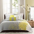 Madison Park Brianna 6-piece Coverlet Set