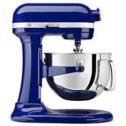 KitchenAid KP26M1XBU Cobalt Blue 6-quart Pro 600 Bowl-Lift Stand Mixer **with $50 Mail-in Rebate**
