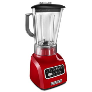 KitchenAid KSB650ER Empire Red 5-speed Blender