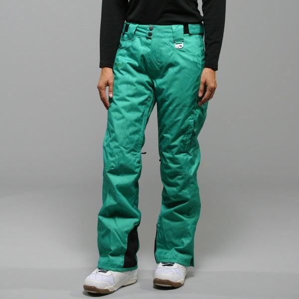 Marker Women's Inspiration Insulated Clover Swirl Ski Pants