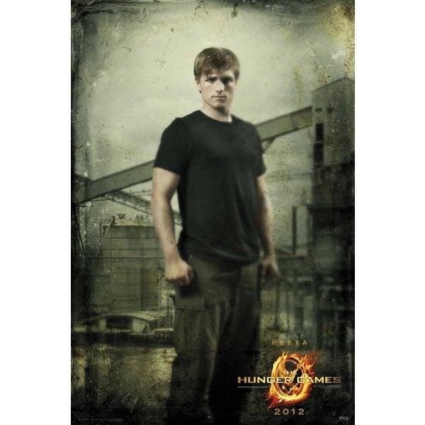Hunger Games: Peeta (Poster)