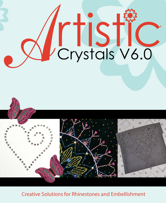 Artistic Crystals V6.0 Software