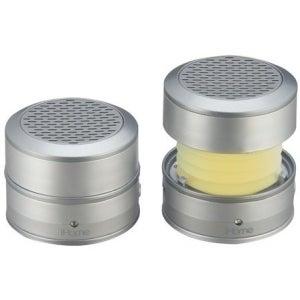 iHome iHM62 2.0 Speaker System - Silver