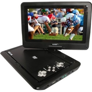 "Azend MDP1008 Portable DVD Player - 10.1"" Display"