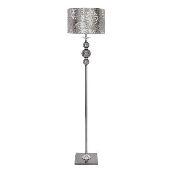 Casa Cortes Malibu Metallic 65-inch Floor Lamp