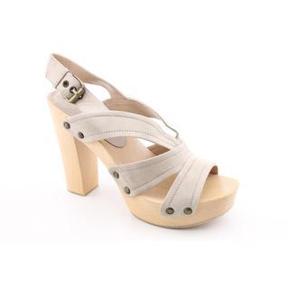 Pura Lopez Women's 'V352' Nubuck Dress Shoes (Size 10)
